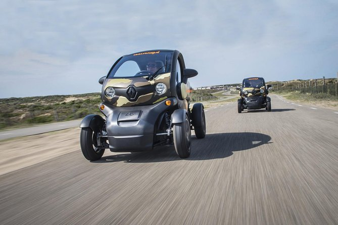 Drive it yourself electric Dune and Beach GPS audio tour