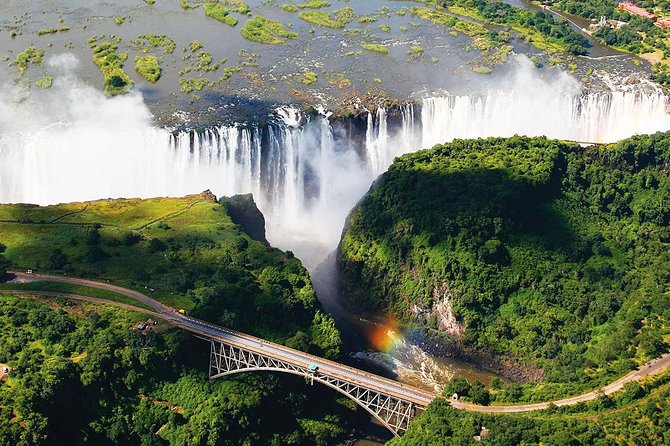 4 Nights 5 Days Victoria Falls and Chobe National Park Safari