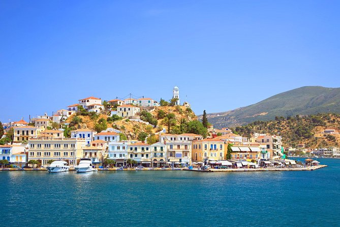 Private Excursion at Poros Island