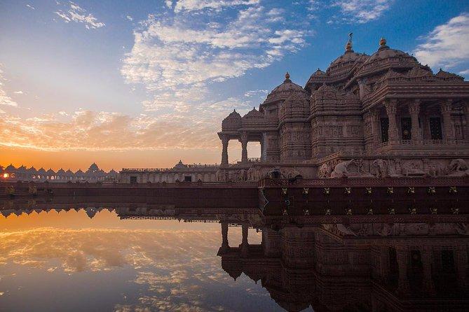 New Delhi: Akshardham Light and Water Show