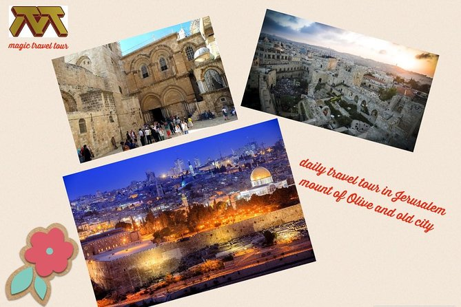 one day tour Jerusalem with a guide and Driver Private tour and VIP