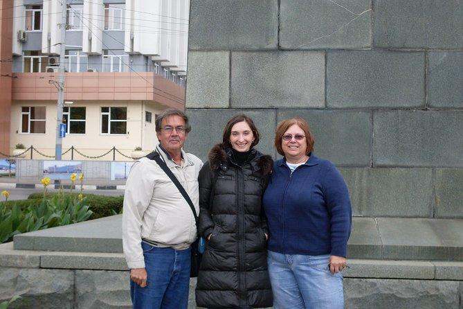 Your guide and interpreter in Krasnodar Territory