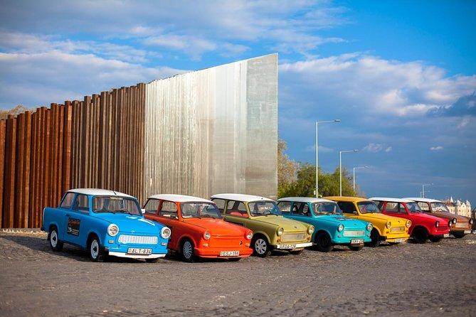 Budapest Trabant Tour- Go Trabi Go