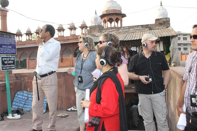 Same Day Agra Tour from Delhi with Guide