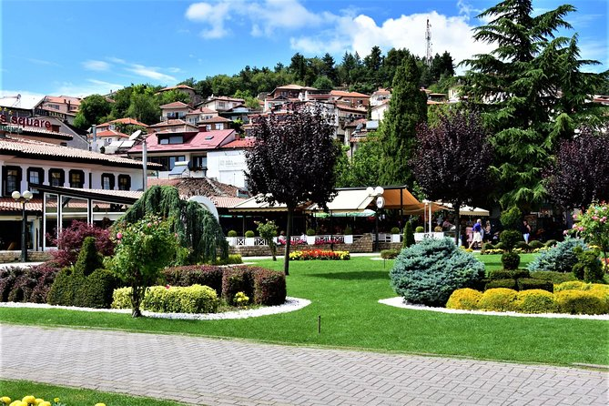 Tirana City tour from Skopje (with a stop in Ohrid)