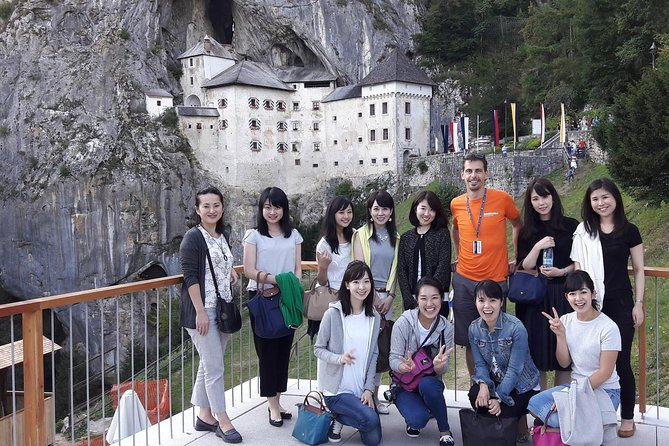 Postojna Cave and Predjama Castle Small-Group Day Trip from Bled