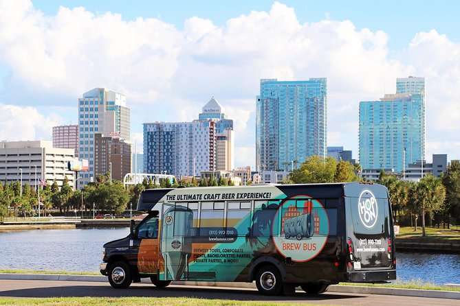 Tampa Craft Brewery Tour - Hop On Hop Off
