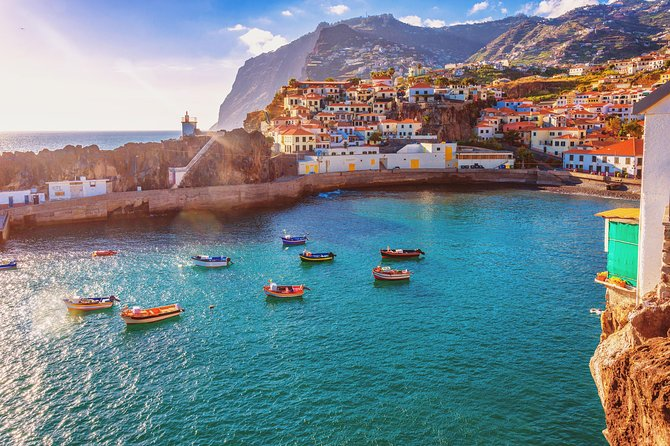 Discover Madeira In 2 Days (from 09h To 17h - Each Day)