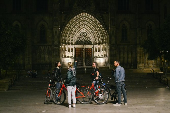 Barcelona Bike Tour by Night photo 2