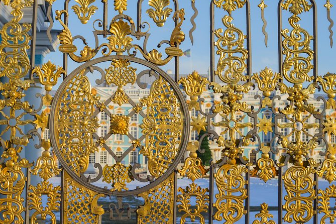 St. Petersburg Private Amber Room Catherine Palace Visa-free tour photo 2