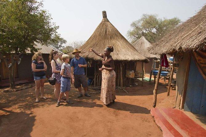 Mukuni Village Cultural Tour Livingstone