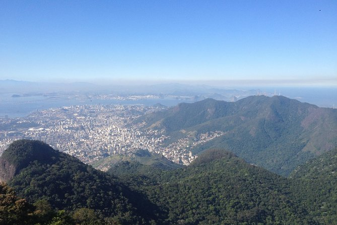 Private Hiking Tour to Tijuca Peak - Tijuca National Park - by OIR Aventura