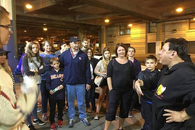 Lincoln Park Hauntings Ghost Investigation Tour