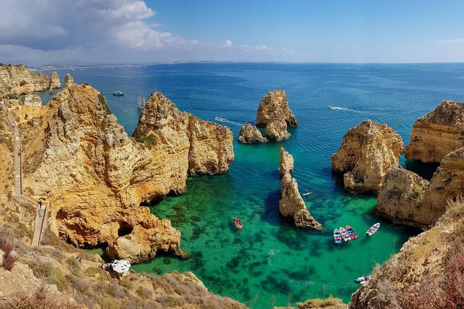 Private tour of 1 to 8 people in the Algarve