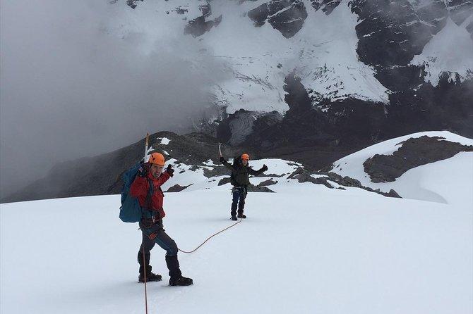 Qampa Climbing 2 Days