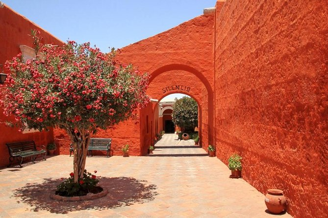 Walking Tour Arequipa Including Santa Catalina Monastery photo 6