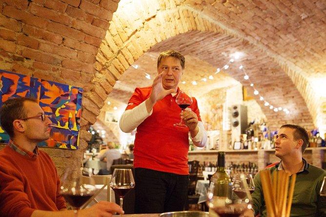 Wine and Dine Zagreb, incluindo degustações de vinho