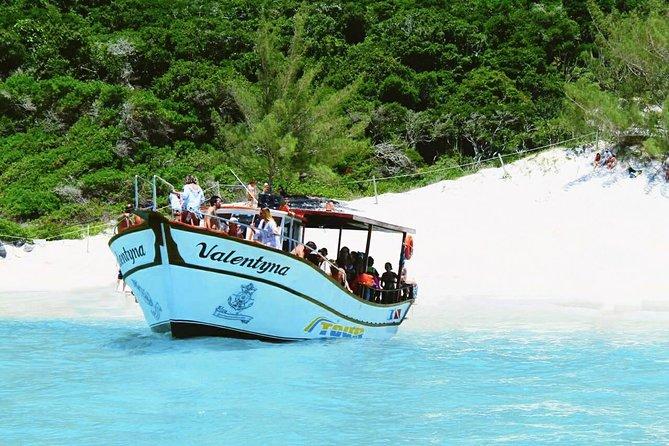 Passeio de Barco - Caribe Brasileiro- Embarcação Valentyna - Arraial do Cabo