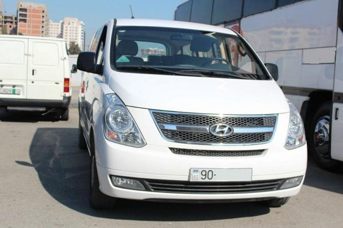 Airport transfer in Baku