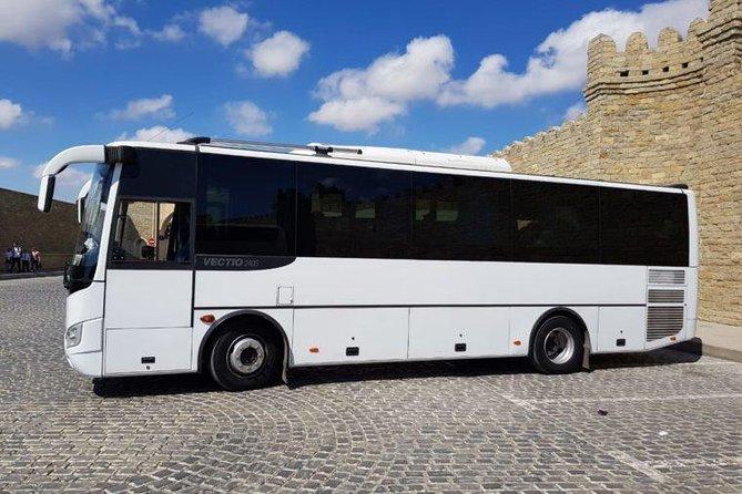 Airport transfer in Baku