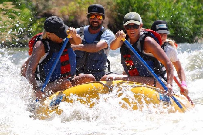 Private Utah High Country Rafting Adventure