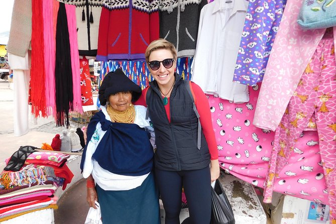 Full Day Tour to Otavalo with Friends! (English)