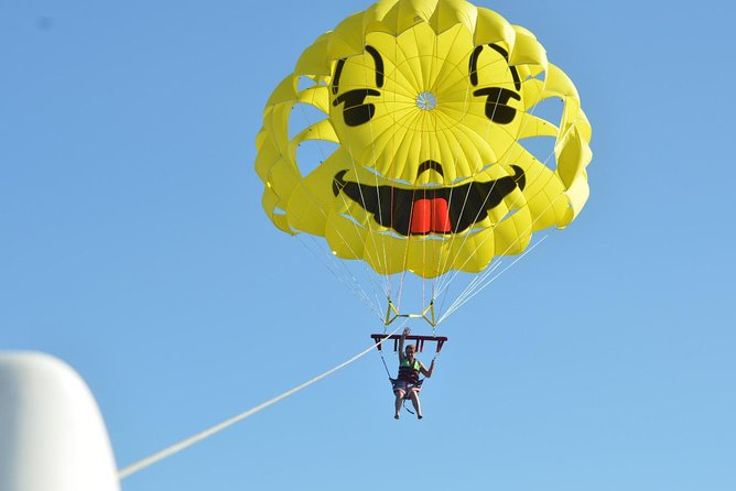Parasailing Adventure Flying in the sky - Hurghada