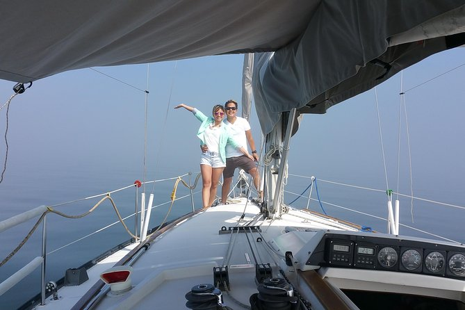Sailing trips and charters on Long Island Sound and the Hamptons