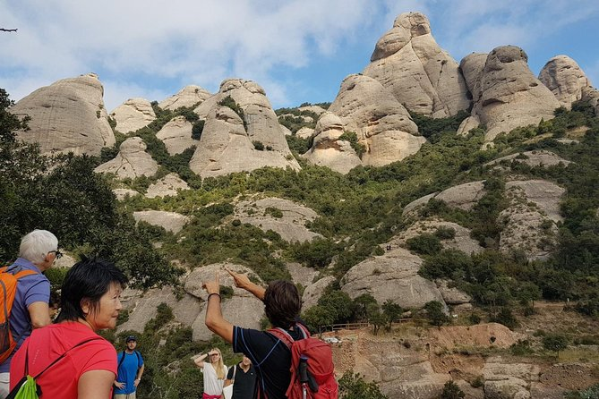 Montserrat Monastery and UNIque Hiking Experience from Barcelona photo 14