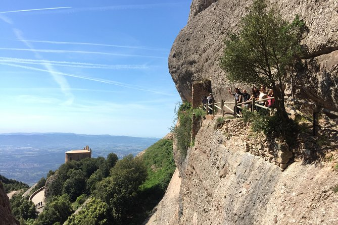 Montserrat Monastery and UNIque Hiking Experience from Barcelona photo 12