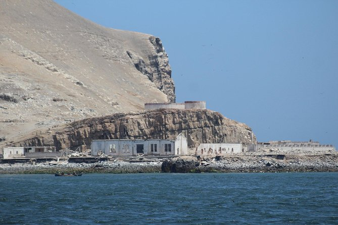 Islands of Lima Boat Tour