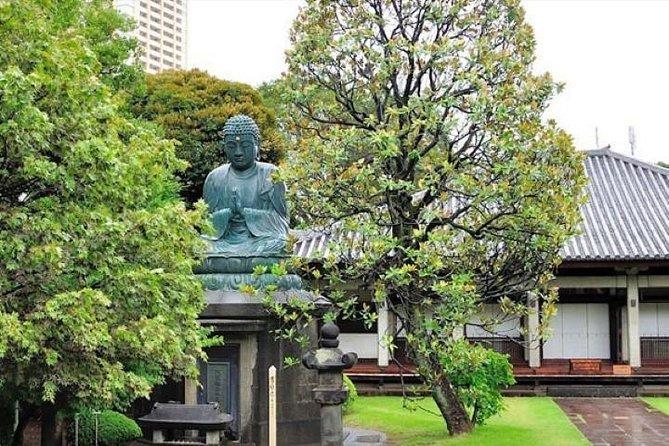 Tennoji temple Daibutsu