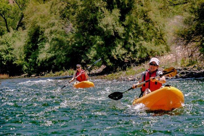 Granite Reef Kayaking Trip on the Lower Salt River