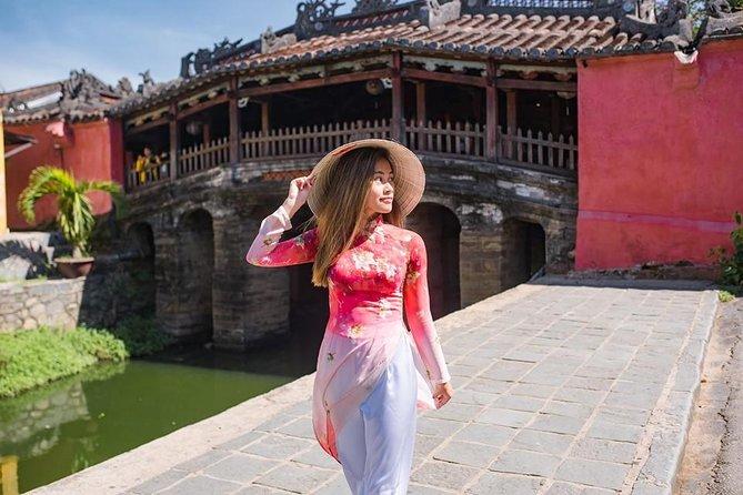PhotoShoot Ao Dai Viet Nam In Hoi An