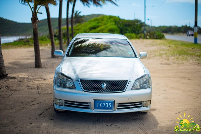 St Lucia Airport Shuttle from Hewanorra Airport (UVF) - Round Trip