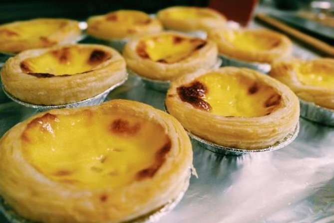 Portuguese Egg Tart Workshop