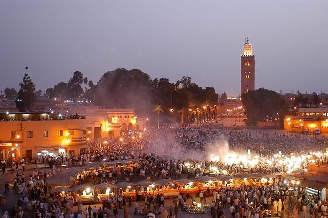 Magical Marrakesh 1 Day Trip From Agadir