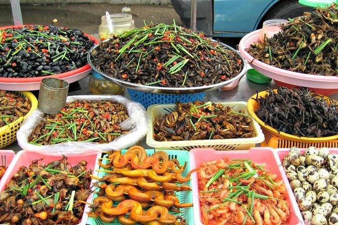 Siem Reap - Evening Street Eat Tour