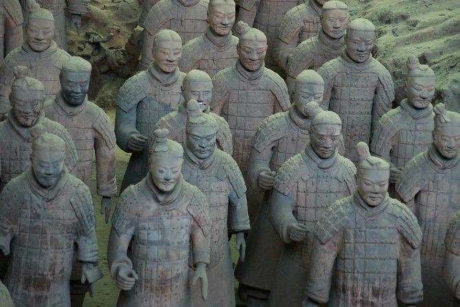 Terra-cotta Warriors and Giant Panda 3 Days 2 Nights Trip