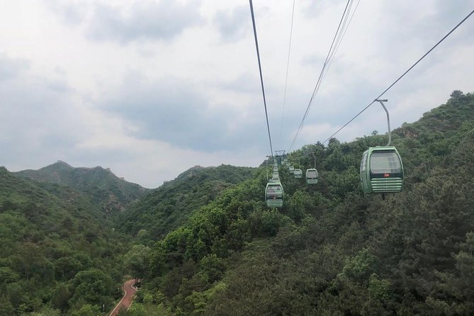 All Inclusive Private Beijing Day Tour to Jinshanling Great Wall with Cable Car photo 8