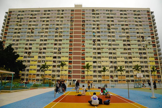 Choi Hung Public Housing Estate: Bo som bosatt i Choi Hung