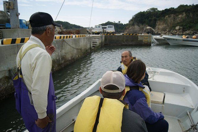 Oku-Matsushima 2-Day Homestay and Fishing Experience with 1-Way Train Ticket from Tokyo