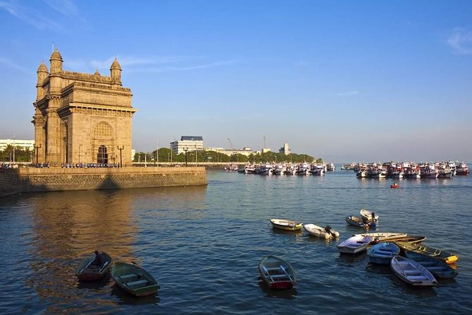 Full Day South Mumbai Private City Tour with Kanheri Caves