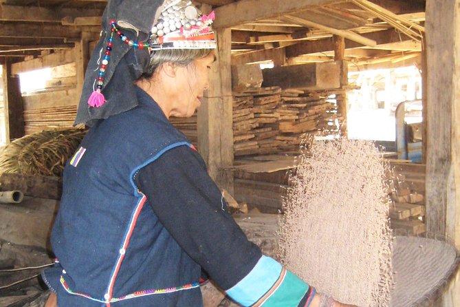 Homestay Akha Village 2days, 1night in Muang Sing