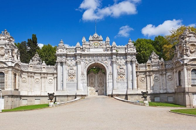 Dolmabahçe Palace Guided Museum Visit