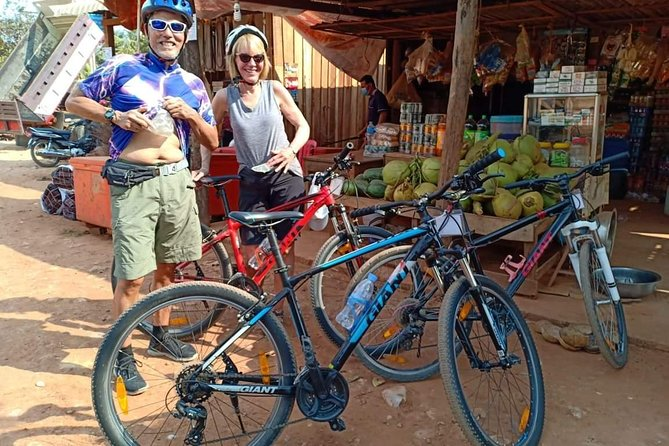 Siem Reap Countryside Bike Tour