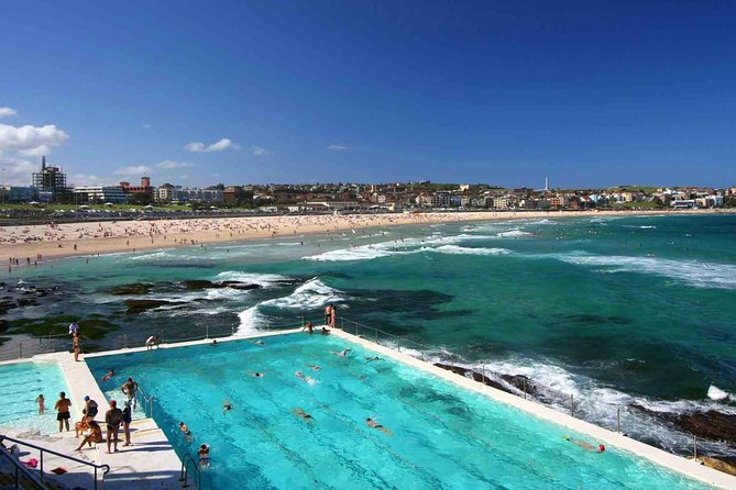 Private Sydney City and Bondi Beach Half Day Tour