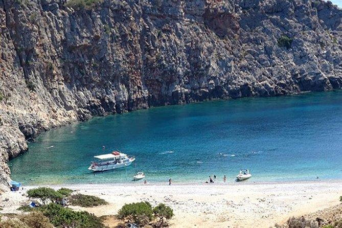 Private Day Cruise from Chania to Thodorou via Balos & Gramvousa