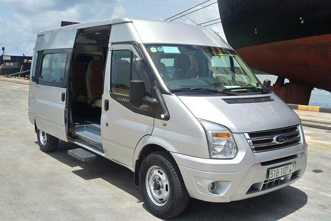 PRIVATE VAN: MUI NE BEACH - pick up or transfer service