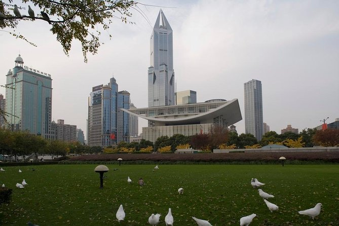 Shanghai Private City Tours and Landmarks